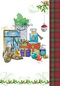 Sharon, CHRISTMAS SYMBOLS, WEIHNACHTEN SYMBOLE, NAVIDAD SÍMBOLOS, GBSS, paintings+++++,GBSSC50XMTA,#XX#