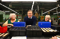 2014 02 19 David Cameron Visits West Wales