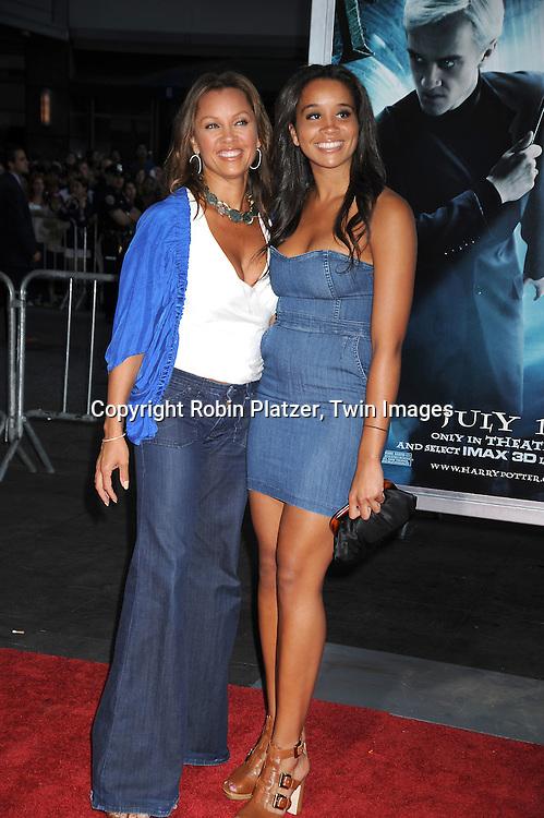Vanessa Williams and daughter Jillian