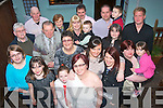 4-OH CELEBRATION: Patricia Moriarty, Maharees, Castlegregory celebrated her 40th birthday last Saturday evening in Duffins bar/restaurant, Ballymullen, Tralee with many friends and family.