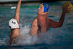 LOS ANGELES, CA - DECEMBER 03: Alex Roelse (11) of UCLA shoots the ball during the Division I Men's Water Polo Championship held at the Uytengsu Aquatics Center on the University of Southern California campus on December 3, 2017 in Los Angeles, California. UCLA defeated USC 5-7 to win the National Championship. (Photo by Justin Tafoya/NCAA Photos via Getty Images)