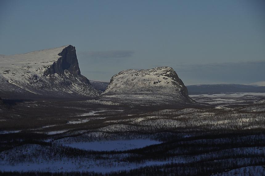 Sarek,Sweden,Rapadalen,