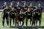 Granada's team photo during La Liga match. September 19,2015. (ALTERPHOTOS/Acero)