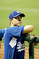 Ralston Cash - AZL Dodgers .Photo by:  Bill Mitchell/Four Seam Images..