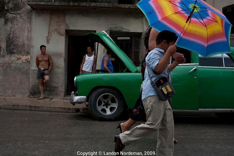 JUNE 28 : CUBA .(Photo by Landon Nordeman)