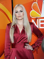NEW YORK, NY - MAY 09: Lindsey Vonn attends the 2019/2020 NBC Upfront presentation at the    Fourr Seasons Hotel on May 13, 2019in New York City.  <br /> CAP/MPI/JP<br /> ©JP/MPI/Capital Pictures