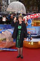"Karen Jankel arriving for the ""Paddington"" world premiere at the Odeon Leicester Square, London. 23/11/2014 Picture by: Steve Vas / Featureflash"