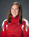 2010-11 UW Swimming and Diving Team - Paulina Gralow. (Photo by David Stluka)
