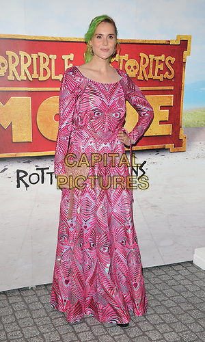"""Kate Nash at the """"Horrible Histories: The Movie - Rotten Romans"""" world film premiere, Odeon Luxe Leicester Square, Leicester Square, London, England, UK, on Sunday 07th July 2019.<br /> CAP/CAN<br /> ©CAN/Capital Pictures"""