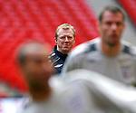 210307 England training Wembley