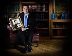 Eric Langenbacher, Holocaust and Collective Memory, Carleton University Alumni Magazine