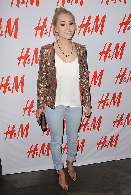 WWW.ACEPIXS.COM . . . . . .March 2, 2013...New York City....H&M, Hennes & Mauritz, and actress AnnaSophia Robb from the CW's new hit show, The Carrie Diaries, host an in-store denim event at H&M on Fifth Avenue on March 2, 2013 in New York City ....Please byline: KRISTIN CALLAHAN - ACEPIXS.COM.. . . . . . ..Ace Pictures, Inc: ..tel: (212) 243 8787 or (646) 769 0430..e-mail: info@acepixs.com..web: http://www.acepixs.com .