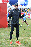 Chris Evans at the start of the 2017 London Marathon on Blackheath Common, London, UK. <br /> 23 April  2017<br /> Picture: Steve Vas/Featureflash/SilverHub 0208 004 5359 sales@silverhubmedia.com