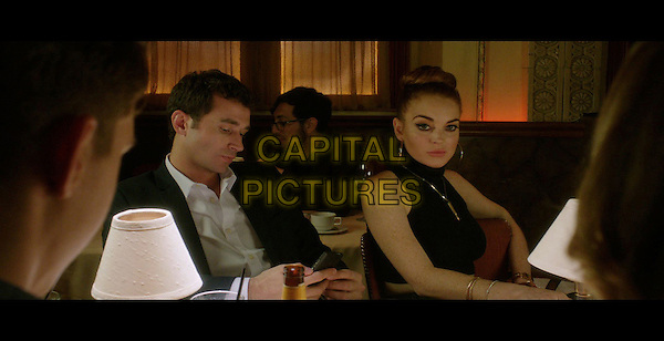 JAMES DEEN, LINDSAY LOHAN<br /> in The Canyons (2013) <br /> *Filmstill - Editorial Use Only*<br /> CAP/FB<br /> Image supplied by Capital Pictures