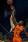 Montakit Fuenlabrada's Alex Llorca Castillo during the match of Endesa ACB League between Fuenlabrada Montakit and FC Barcelona Lassa at Fernando Martin Stadium in fuelnabrada,  Madrid, Spain. October 30, 2016. (ALTERPHOTOS/Rodrigo Jimenez)