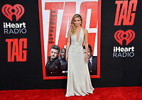 Annabelle Wallis at the world premiere for &quot;TAG&quot; at the Regency Village Theatre, Los Angeles, USA 07 June  2018<br /> Picture: Paul Smith/Featureflash/SilverHub 0208 004 5359 sales@silverhubmedia.com