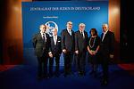 4.11.2015, Berlin Axica Congress Zentrum. Verleihung des Leo-Baeck-Preises an Volker Beck. Laudatio: Frank-Walter Steinmeier