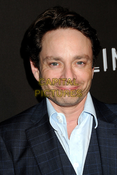 CHRIS KATTAN.Attending the 12th Annual Costume Designers Guild Awards held at the Beverly Hilton Hotel.  .Beverly Hills, California, USA,  .25th February 2010 .arrivals portrait headshot blue shirt .CAP/ADM/BP.©Byron Purvis/AdMedia/Capital Pictures.