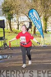 Pamela Ryan at the Valentines 10 mile road race in Tralee on Saturday.