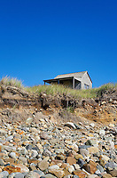 Beach shack, Martha's Vineyard, Massachusetts, USA