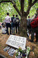 06.08.2015 - 70th Hiroshima Memorial Day in London