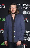 NEW YORK, NY-October 19:Benedict Samuel at PaleyFest New York presents Gotham at the Paley Center for Media in New York.October 19, 2016. Credit:RW/MediaPunch
