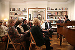 Andrew Lippa and Itamar Moses during the Dramatists Guild Foundation Salon with Playwright Itamar Moses at the Cryer Residence on December 7, 2017 in New York City.