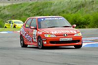 2001 British Touring Car Championship #50 Roger Moen. Peugeot 306. HTML.