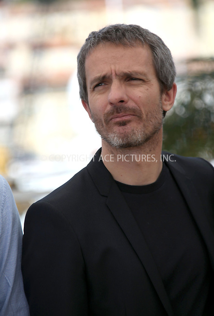 WWW.ACEPIXS.COM....US Sales Only....May 26 2013, Cannes....Jerome Salle at the photocall for 'Zulu' during the Cannes Film Festival on May 26 2013  in France ....By Line: Famous/ACE Pictures......ACE Pictures, Inc...tel: 646 769 0430..Email: info@acepixs.com..www.acepixs.com