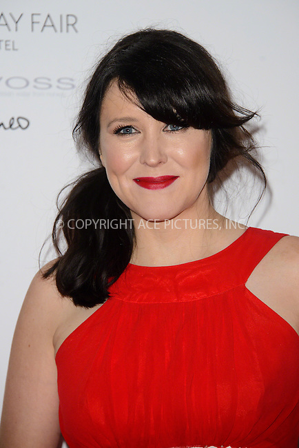 WWW.ACEPIXS.COM<br /> <br /> January 18 2015, London England<br /> <br /> Alice Lowe arriving at The London Critics' Circle Film Awards at The Mayfair Hotel on January 18, 2015 in London, England.<br /> <br /> <br /> Please byline: Famous/ACE Pictures<br /> <br /> ACE Pictures, Inc.<br /> www.acepixs.com, Email: info@acepixs.com<br /> Tel: 646 769 0430