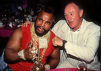 Mr.T Gene Hackman 1991<br /> Photo By John Barrett/PHOTOlink