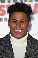 LONDON, UK. November 21, 2018: Zak Smith at the &quot;Surviving Christmas with the Relatives&quot; premiere at the Vue Leicester Square, London.<br /> Picture: Steve Vas/Featureflash