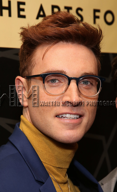 """Tyler Hanes attends the New York City Center Celebrates 75 Years with a Gala Performance of """"A Chorus Line"""" at the City Center on November 14, 2018 in New York City."""