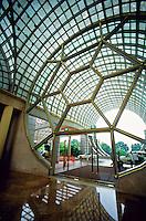 Lobby, Ritz-Carlton Millenia Hotel,  Singapore