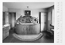 KITCHEN SINK<br /> ca. 1859<br /> Castle Tucker<br /> Wiscasset, Maine &copy; Brian Vanden Brink, 1994