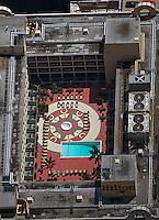 aerial photograph San Francisco Hilton San Francisco, California