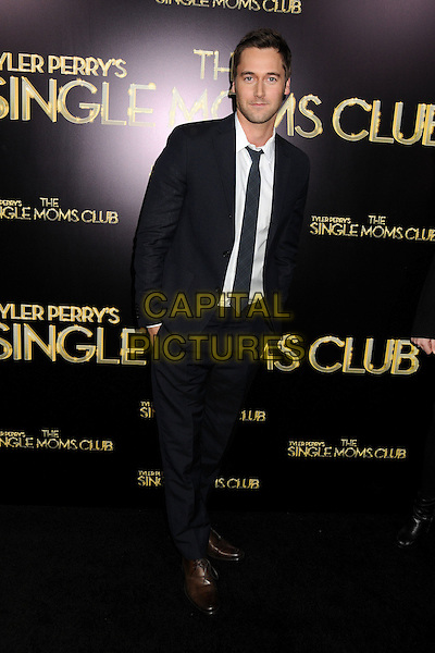 10 March 2014 - Hollywood, California - Ryan Eggold. &quot;The Single Moms Club&quot; Los Angeles Premiere held at Arclight Cinemas. <br /> CAP/ADM/BP<br /> &copy;Byron Purvis/AdMedia/Capital Pictures