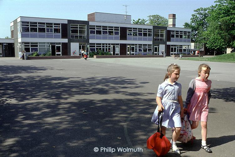 Dymchurch County Primary School, Kent.