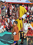29.12.2017; Haa, Bhutan: PRINCE JIGME AND KING WANGCHUCK OF BHUTAN<br /> attend the National Day celebrations in Haa<br /> Mandatory Credit Photo: &copy;NEWSPIX INTERNATIONAL<br /> <br /> IMMEDIATE CONFIRMATION OF USAGE REQUIRED:<br /> Newspix International, 31 Chinnery Hill, Bishop's Stortford, ENGLAND CM23 3PS<br /> Tel:+441279 324672  ; Fax: +441279656877<br /> Mobile:  07775681153<br /> e-mail: info@newspixinternational.co.uk<br /> Please refer to usage terms. All Fees Payable To Newspix International