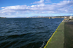 River Tay, Broughty Ferry, near Dundee, Scotland