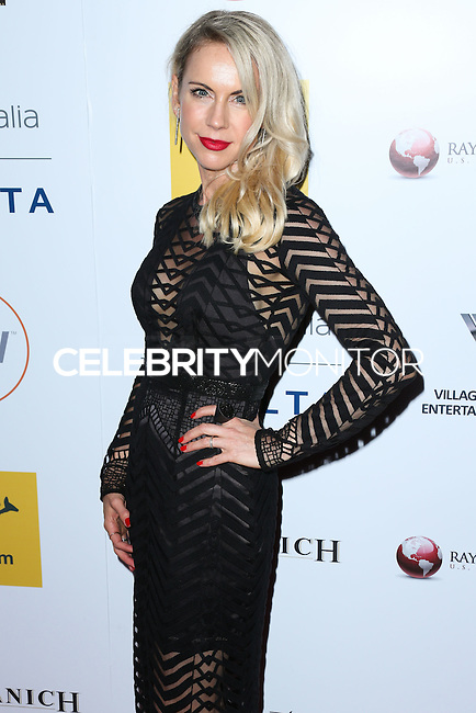 SANTA MONICA, CA, USA - OCTOBER 26: Samantha Rebillet arrives at the 3rd Annual Australians in Film Awards Benefit Gala held at the Starlight Ballroom at Fairmont Miramar Hotel & Bungalows on October 26, 2014 in Santa Monica, California, United States. (Photo by Xavier Collin/Celebrity Monitor)