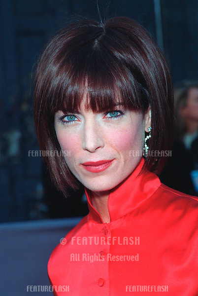01FEB99:  Actress LARA FLYNN BOYLE at the 1st Annual TV Guide Awards in Los Angeles. .© Paul Smith / Featureflash