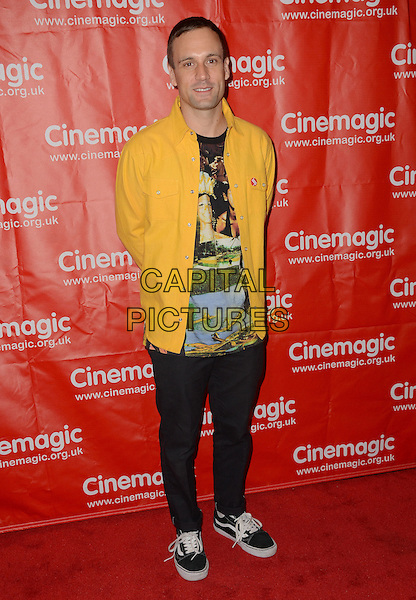 10 March 2016 - Santa Monica, California - Nick Blood. Arrivals for Cinemagic's LA showcase and sneak preview of &quot;Delicate Things&quot; held at The Fairmont Miramar Hotel.  <br /> CAP/ADM/BT<br /> &copy;BT/ADM/Capital Pictures