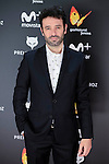 Rodrigo Sorogoyen attends to the Feroz Awards 2017 in Madrid, Spain. January 23, 2017. (ALTERPHOTOS/BorjaB.Hojas)