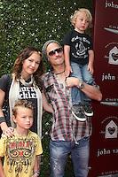 Brett Scallions<br /> at the John Varvatos 11th Annual Stuart House Benefit, John Varvatos Boutique, West Hollywood, CA 04-13-14<br /> David Edwards/Dailyceleb.com 818-249-4998