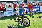 Triathlon Cup Rhein Neckar Heidelberg 02.08.2015