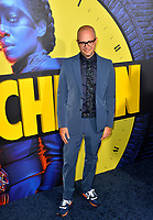 "LOS ANGELES, USA. October 15, 2019: Damon Lindelof at the premiere of HBO's ""Watchmen"" at the Cinerama Dome, Hollywood.<br /> Picture: Paul Smith/Featureflash"