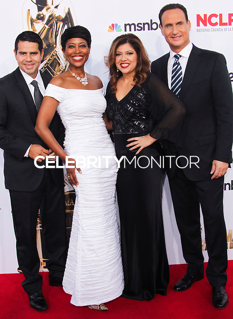 PASADENA, CA, USA - OCTOBER 10: Laysha Ward arrive at the 2014 NCLR ALMA Awards held at the Pasadena Civic Auditorium on October 10, 2014 in Pasadena, California, United States. (Photo by Celebrity Monitor)