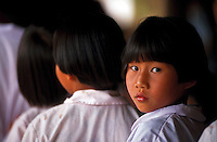 Children in Northern Thailand