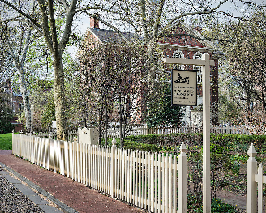 Carpenters' Hall, Philadelphia, Pennsylvania, USA